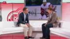 Video «Studiogast Damien Brunner - 2. Teil des Gesprächs» abspielen