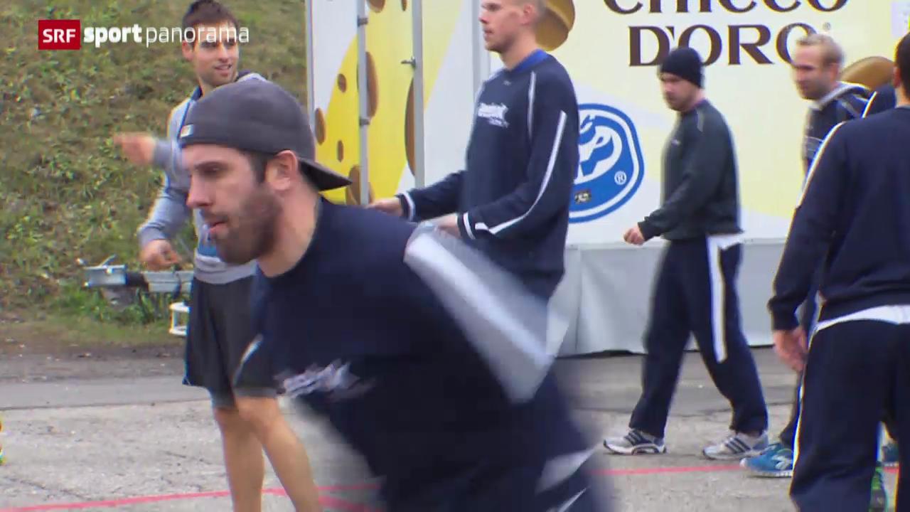 Eishockey: Daniel Steiner - Ambris Erfolgsgarant