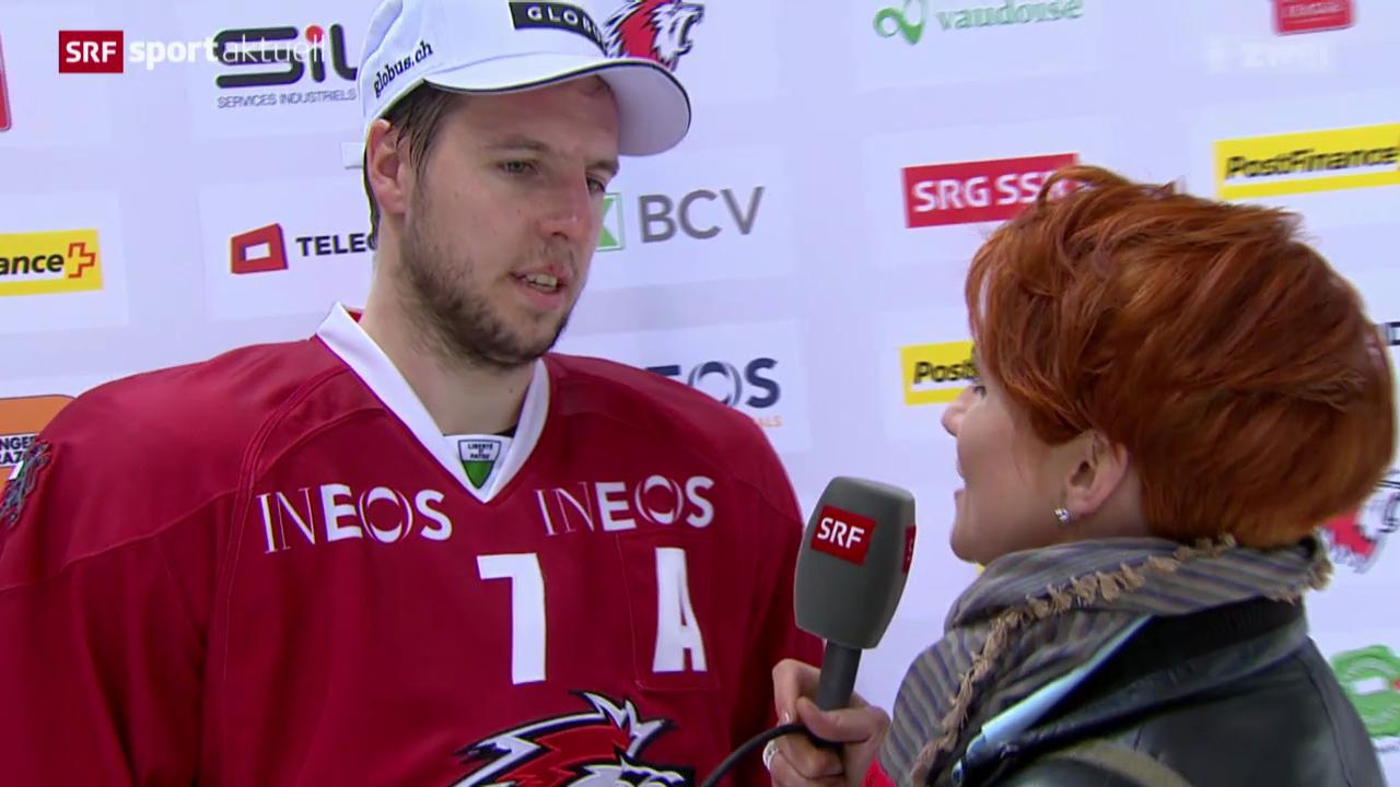 Eishockey: Stimmen zu Lausanne - ZSC