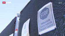 Video «Sperrzonen für Asylbewerber» abspielen