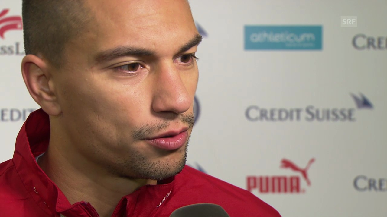 Fussball: Interview Gökhan Inler