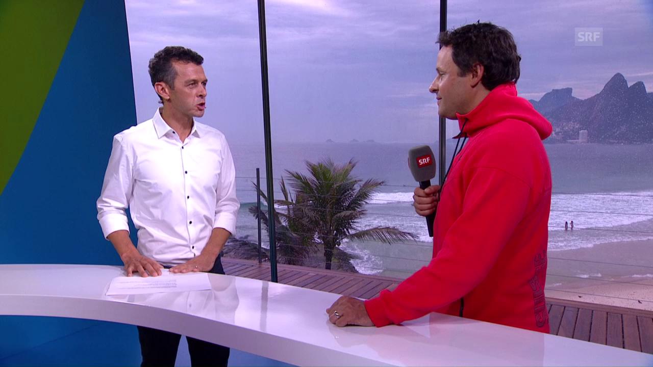 «Uns hat es hier im Rio-Village gefallen»