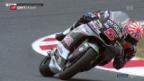 Video «Lüthi startet von Platz 3 zum GP Katalonien» abspielen