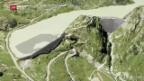 Video «Grimsel-Staumauer darf erhöht werden» abspielen