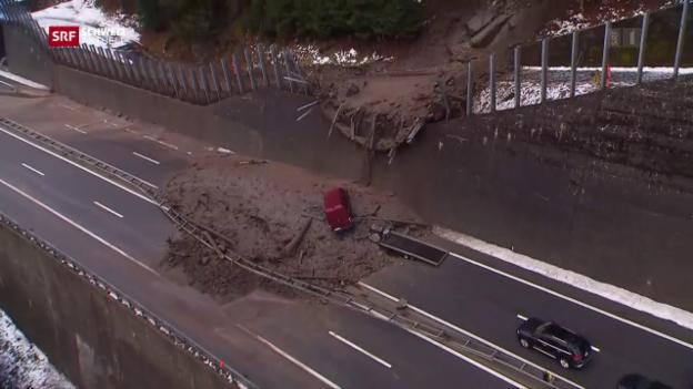 Video «Schweiz aktuell vom 23.01.2018» abspielen