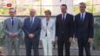 Video «Sommaruga fordert mehr Zusammenarbeit gegen den Terrorismus» abspielen