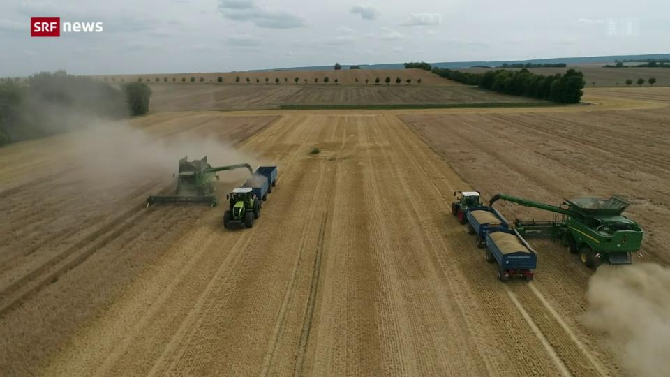 Serie «Baustelle Deutschland» – Teil 4: Landwirtschaft