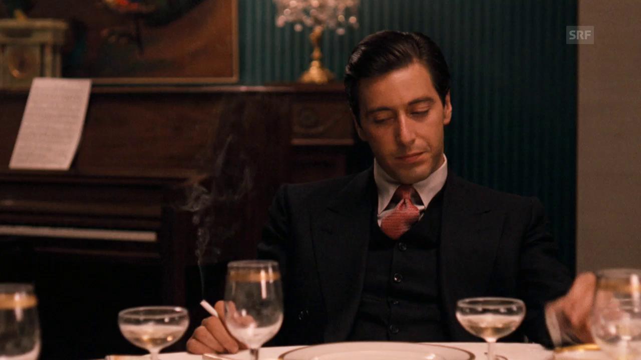 Filmschatz: «The Godfather»