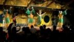 Video «Der Besuch der Samba-Show» abspielen