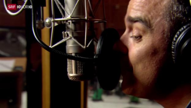 Video «Robbie Williams swingt» abspielen