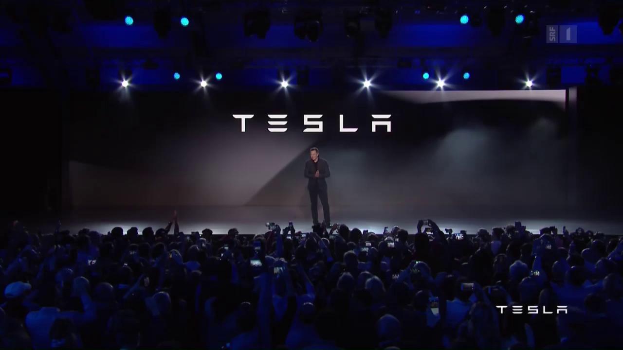 Elon Musk – riskanter Milliardenpoker um Tesla