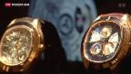 Video «Gelassene Uhrenverkäufer in Genf» abspielen