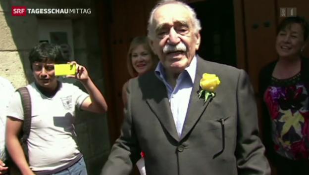 Video «Gabriel García Márquez tot» abspielen