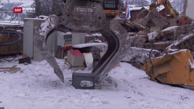 Video «Schweiz aktuell vom 24.02.2017» abspielen