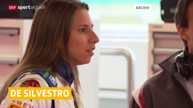 Video «Formel E: De Silvestro» abspielen