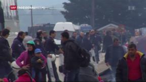 Video «Flüchtlinge werden umgesiedelt» abspielen