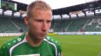 Video «Interview mit Dzengis Cavusevic» abspielen