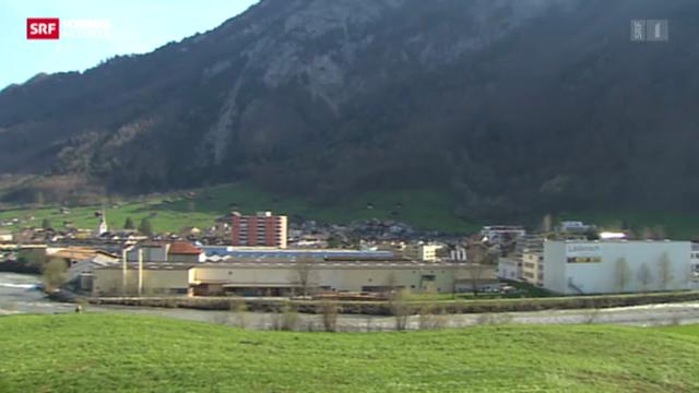 Wirtschaftsstandort Glarus