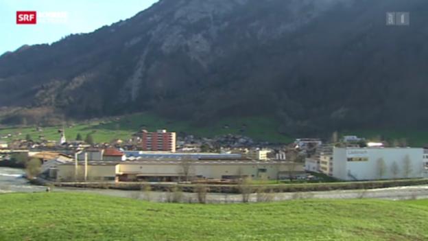 Video «Wirtschaftsstandort Glarus» abspielen