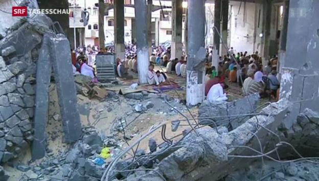 Video «Weltsicherheitsrat mahnt Israel und Hamas» abspielen