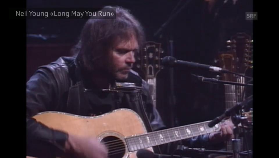 Neil Young «Long May You Run»