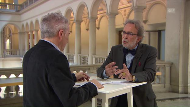 Video «Theo Wehner über Humor» abspielen