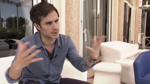 Video «5 Fragen an Gael García Bernal & Pablo Larraín» abspielen