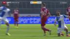 Video «Fussball: Super League, GC - Sion» abspielen