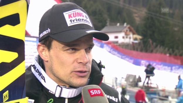 Video «Ski Alpin: Interview mit Patrick Küng» abspielen