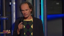 Video «Das Warm Up von Olaf Schubert» abspielen