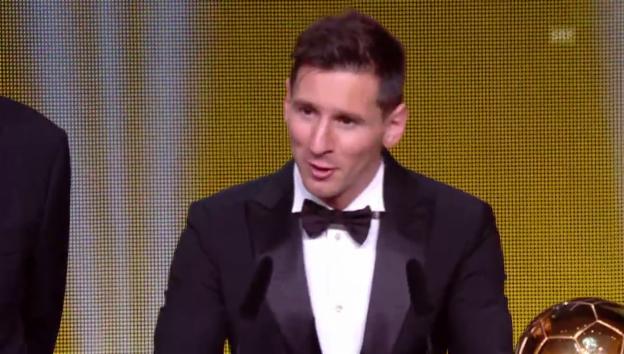 Video «Die Wahl zum Weltfussballer des Jahres 2016» abspielen