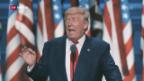 Video «Wirtschaftsbranche freut sich auf Trump» abspielen