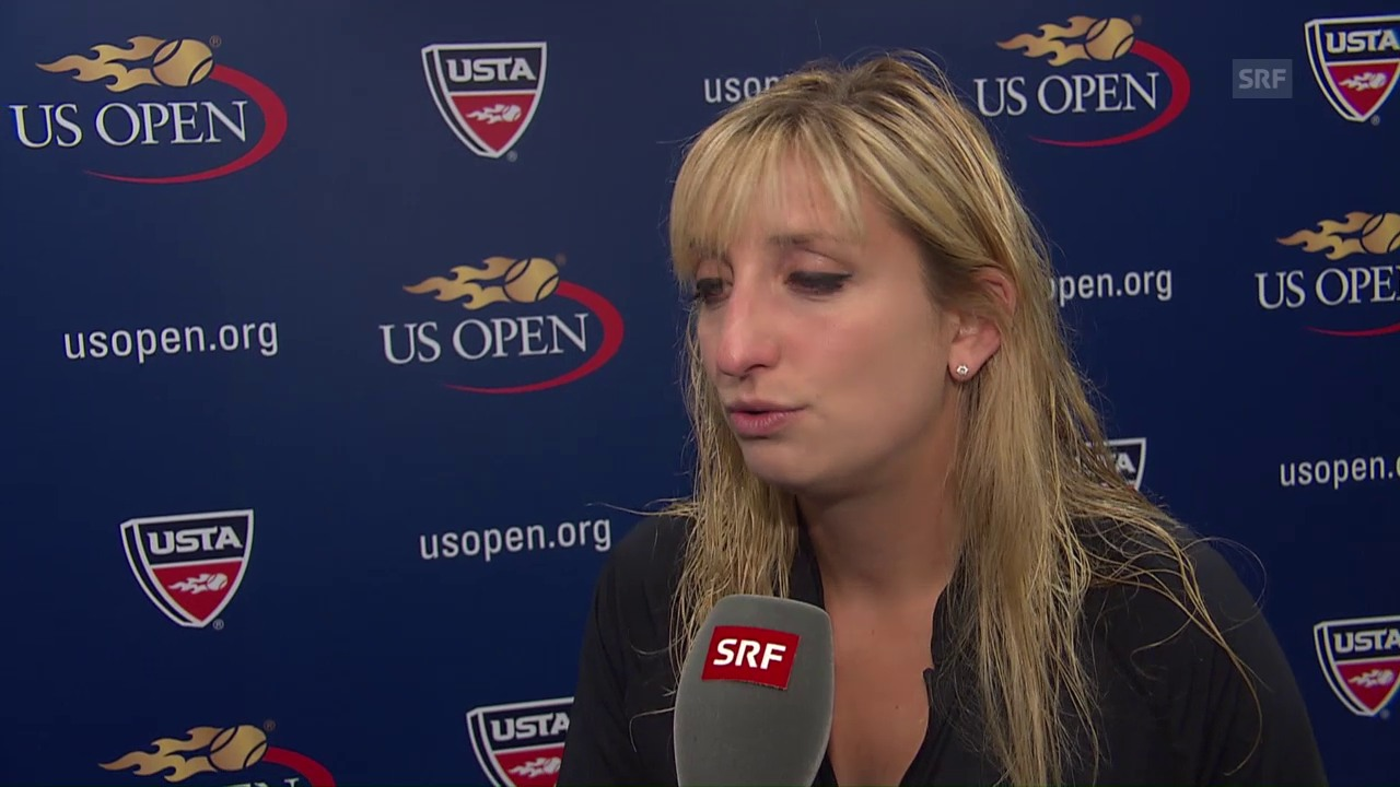 Enttäuschte Bacsinszky: «Lepschenko hat super gespielt»