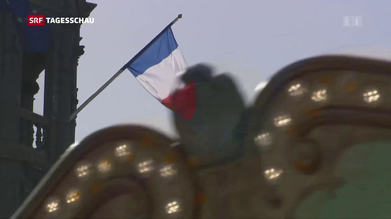Viele Unentschlossene in Frankreich