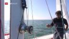 Video «Die Vendée Globe ist eine der härtesten Segel-Regatten überhaupt» abspielen