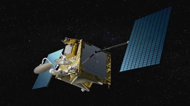 Aus dem Archiv: Weltweites Internet dank 900 Kleinsatelliten