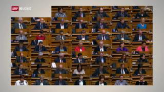 Video «Die Debatte zur «No-Billag»-Initiative» abspielen
