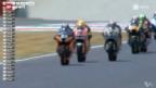 Video «Motorrad: GP in Mugello» abspielen