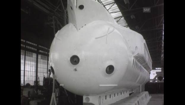 Video «Pressekonferenz EXPO 1964 - 11.01.1963 Schweizer Filmwochenschau» abspielen