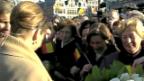 Video «Belgische Thronfolge: Prinz Philippe ist nun König» abspielen