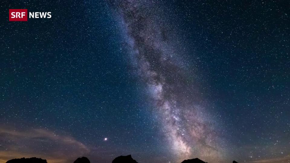Sternschnuppenstrom der Perseiden