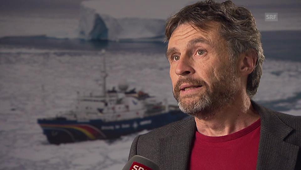 Markus Allemann, Greenpeace Schweiz