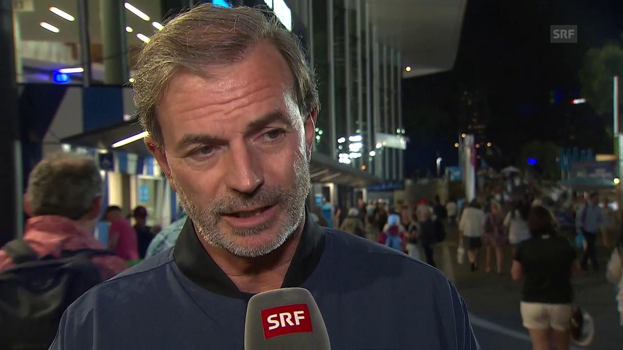 Günthardt: «Mit Abstand Federers beste Leistung»