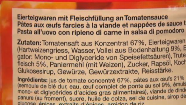 Video «Blackbox Fleisch: Was kommt wirklich aus der Schweiz?» abspielen