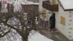 Video «Mann drohte mit Sprengstoff» abspielen