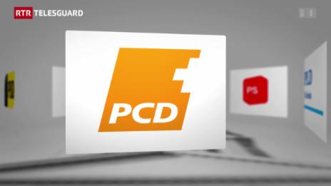 Laschar ir video «Elecziuns 2015 – La Partida cristiandemocratica»