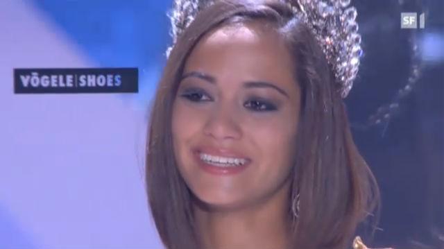 Keine Miss-Schweiz-Wahl 2012