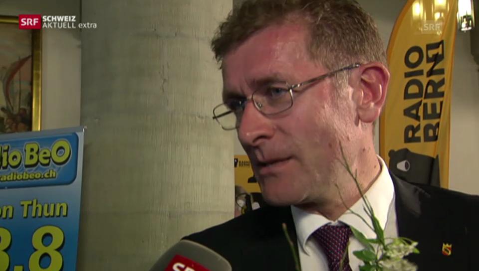 Christoph Neuhaus über seine Wiederwahl