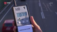 Video «Kurs gegen Fluglärm am Flugplatz» abspielen