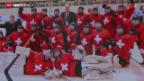 Video «Hockeyanerinnen gewinnen Bronze an den Oympischen Jugend-Spielen» abspielen
